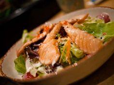 As vitaminas A (agrião), D (salmão), E (brócolis) e K (alface) são lipossolúveis…