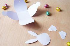DIY Easter Boxes (free printable)
