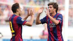 HJK Hèlsinki 0 - 6 FC Barcelona #FCBarcelona #Game #Match #Football #FCB