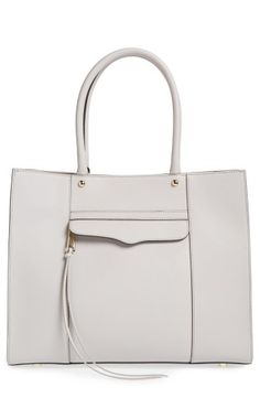Rebecca Minkoff 'Medium MAB' Saffiano Leather Tote | No $265.00