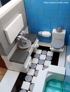 master bathroom   by Super*Junk