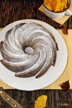 La cocina de Frabisa: Bundt cake de calabaza y naranja ¡¡DELICIOSO!!