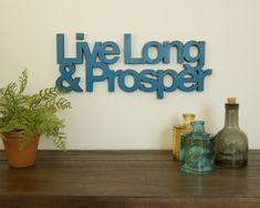 Live Long & Prosper Billy