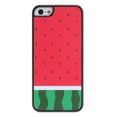 caso duro del patrón de la sandía para el iphone 5/5s – USD $ 1.99