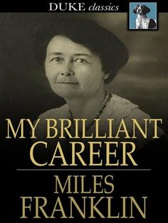 On 14th October we celebrate the birthday of Australian author #MilesFranklin. Her 1901 novel, 'My Brilliant Career' is an insightful exploration of class, gender and youth.  Available to download on Overdrive and on Hurstville Library's catalogue…