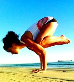 Bakasana by Kelly Wage » Yoga Pose Weekly
