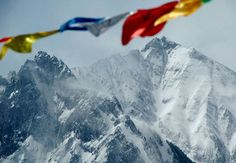 Prayers Flags...Tibet