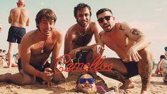 """Vídeoclip de """"Pesadilla en el hotel"""" de Camellos. Canción incluida en su álbum """"Calle para siempre"""" (Limbo Starr, 2019). Un videoclip de Miradchavales."""