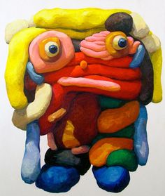 PETER OPHEIM. Untitled. Oil/canvas. 2015.