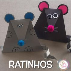 Home Crafts, Diy Crafts, Paper Crafts For Kids, Bunny, Crafty, Make It Yourself, Instagram, Kids Playing, Paper Games For Kids