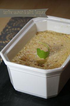 Terrine de saumon et saint-jacques http://cuisine.journaldesfemmes.com/recette/359882-terrine-de-saumon-et-saint-jacques#addToBook