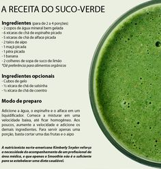 Suco DETOX. DETOX Juice.