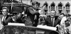 Remembering #JFK