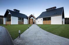 K Rend Silicone Roughcast chosen for £25m Speyside Distillery development in Scotland