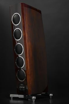 High End Audio Equipment For Sale High End Speakers, Big Speakers, Sound Speaker, High End Audio, Tower Speakers, Audio Design, Speaker Design, Equipment For Sale, Audio Equipment