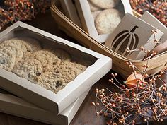 Good source for cookie and bakery boxes