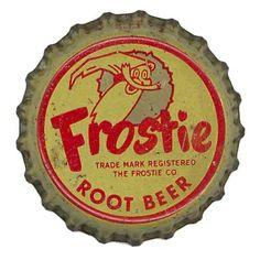 Frosty Root Beer   Frostie Root Beer