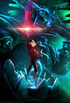 DreamWorks Animation and Netflix announced today that Guillermo Del Toro's TrollHunters will have a second season of 13 episodes! Dreamworks Animation, Disney And Dreamworks, Animation Series, 3d Animation, Trollhunters Season 2, Second Season, Iron Man, Trollhunters Characters, Newest Horror Movies