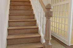 magnifique escalier bois naturel Escalier Design, Photo Deco, Stairway To Heaven, Stairways, Entrance, Loft, Recherche Google, Inspiration, Home Decor