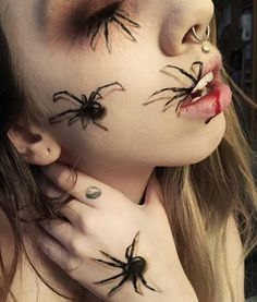 Fx and Halloween makeup ideas
