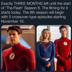 The Flash Season, Season 8, Flash Facts, Flash Wallpaper, Crossover, The One, Sayings, Green Arrow, Instagram