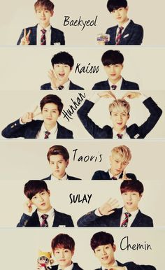 Calling all EXO-L  Im gathering information about EXO ships for my blog. IF you have time, please answer the questions^^  #exo #otp #daebakfics