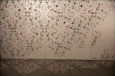 Crystal Gregory #fiberart #installation #contemporaryart