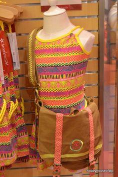 Pictures From Lea Clark's Debut. #HappyHouseofAG. Lea's Dress for Girls.