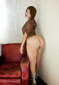 Hips big ass asian wide
