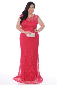 10 plus size party dresses perfect for bridesmaids or trainers! Plus Size Fasion, Vestidos Plus Size, Designer Bridesmaid Dresses, Plus Size Party Dresses, Evening Dresses, Formal Dresses, Beautiful Prom Dresses, Groom Dress, Dress Patterns