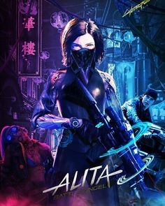 "Local boy on Instagram: ""Alita: Thug Angel  #alitabattleangelmovie #alita #alitabattleangel #alitamovie #battleangelalita #battleangel"""