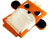 Growlithe Pokemon Nintendo DS Hardcase Vlies Kamera carrying Case 3DS / DSi / DS Lite / PSP-Halter