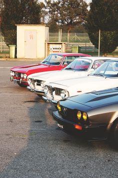 Classic Alfas