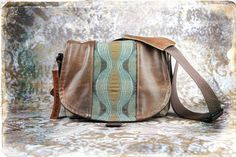 Leather Camera Bag New  - Mod Tapestry Leather Medium DSLR - PRE-Order