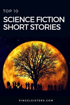 Top 10 Science Fiction Short Stories You've never truly experienced science fiction if you haven't read these 10 classic science fiction short stories – the best of the best. Book Club Books, Book Lists, Reading Lists, Classic Short Stories, Classic Books, Science Fiction Short Stories, Book Proposal, Best Sci Fi, Best Books To Read