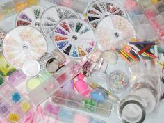 NEW POST! My Nail Art Collection! http://raspberrykiss-raspberrykiss.blogspot.co.uk/2013/02/my-nail-art-collection.html #Bbloggers #Blogger #British #UK #Gem #Diamante #Raspberrykiss #Pearl #Wheel #Stripper #Tape #Fimo #Canes #Acrylic #Powder #Paint #Manicure #Pedicure #Nails #NOTD #Collection #EBay