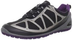 ECCO Womens Biom Lite 13 CrossTraining ShoeBlackBlackImperial Purple36 EU555 M US ** Check this awesome product by going to the link at the image.