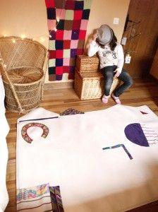 Naif Magazine::magic rugs
