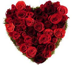 Bouquet du coeur !