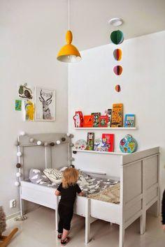 Um quarto infantil deve ser funcional, porém é muito importante que as crianças se sintam totalmente à vontade e seguras no seu próprio quarto