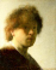 My creation @rijksmuseum #Rijksstudio. Rembrandt Van Rijn Vector https://www.rijksmuseum.nl/nl/rijksstudio/133285--sander-vermeer/creaties/84f7136c-2b9a-4d49-9135-f9bd876ef695