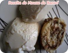 Dianne Nogueira: Receita de Mousse de Bacurí #food