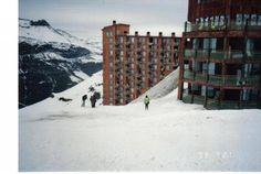 Ski Valle Nevado (Chile) #sinbadtrips | Sinbad