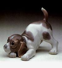 Beagle Puppy Porcelain Doll Costume, Beagle Puppy, Vintage Dog, Vintage Stuff, Animals And Pets, Pet Dogs, Sculptures, Fine Porcelain, Porcelain Jewelry