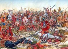 Battle of Cannae( 2 August , 216 BC)