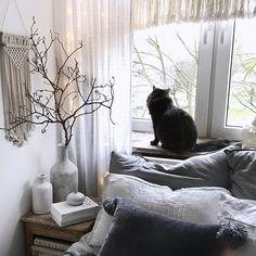 instagram lavien_home_decor  bedroom,boho style,white bedroom  .