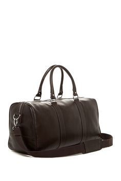 Cole Haan Leather Duffle Bag