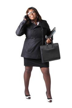 working girl and curvy CEO plus size women's business suits that offer comfort and fashion.