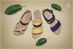 pés fresquinhos e coloridos nesse verão