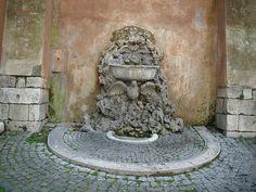 Fontana della chiesa di Sant'Alessio